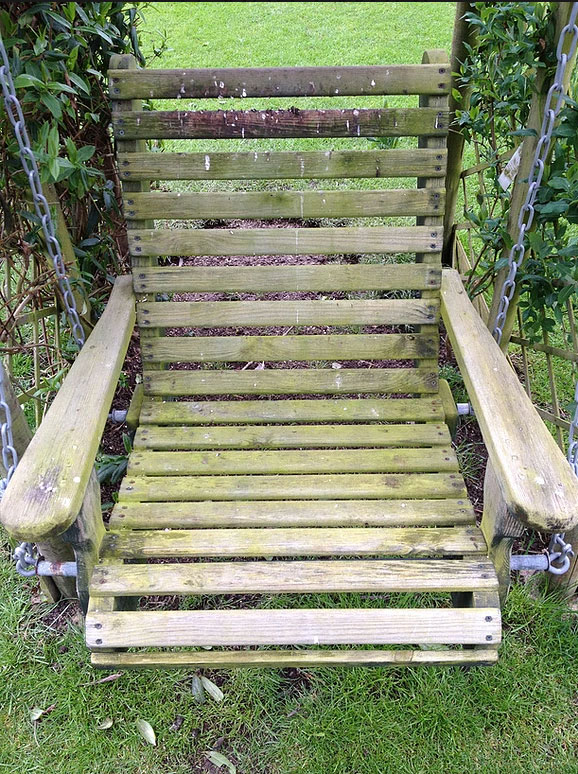 Di-ard Algae Treatment Chair